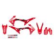 Blackbird комплект графіки Replica Team Honda Geico D`Cor Honda CRF 250 14-17 / 450 13-16