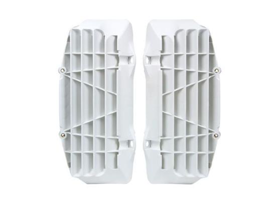 RTech Oversize Radiator Louvres КТМ/Husq 16-18 усилений White