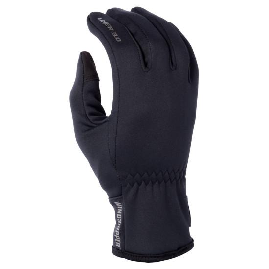 Klim Glove Liner 3.0 XS Black