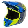 Klim F3 Helmet ECE/DOT LG Prizm Kinetik Blue