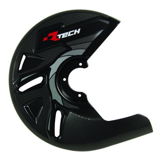 RTech Universal Brake Disk Protector Front Black