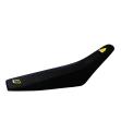 Blackbird обшивка сидіння Pyramid  Honda CRF 250 04-09 / 250X 04-20 / 450X 04-16 Black