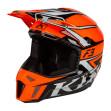 Klim F3 Helmet ECE XL Stark Strike Orange