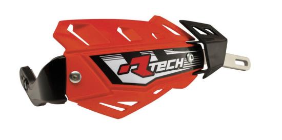 RTech FLX MOTARD/RALLY Red