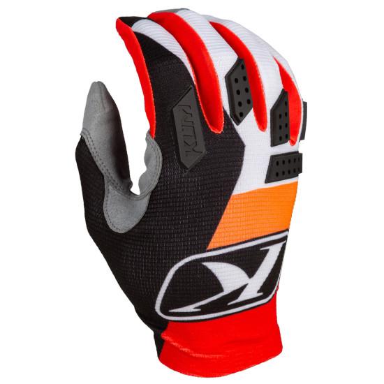 Klim Kids XC Lite Glove YLG Orange Krush