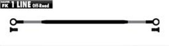 Galfer передній гальмівний шланг КТМ Protect Transparent-B